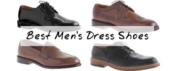 The best men's dress shoes, for Spring 2016
